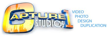 Capture 1 Studios Logo